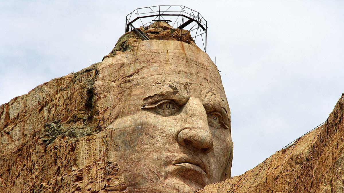 Crazy Horse Memorial | Wyoming.