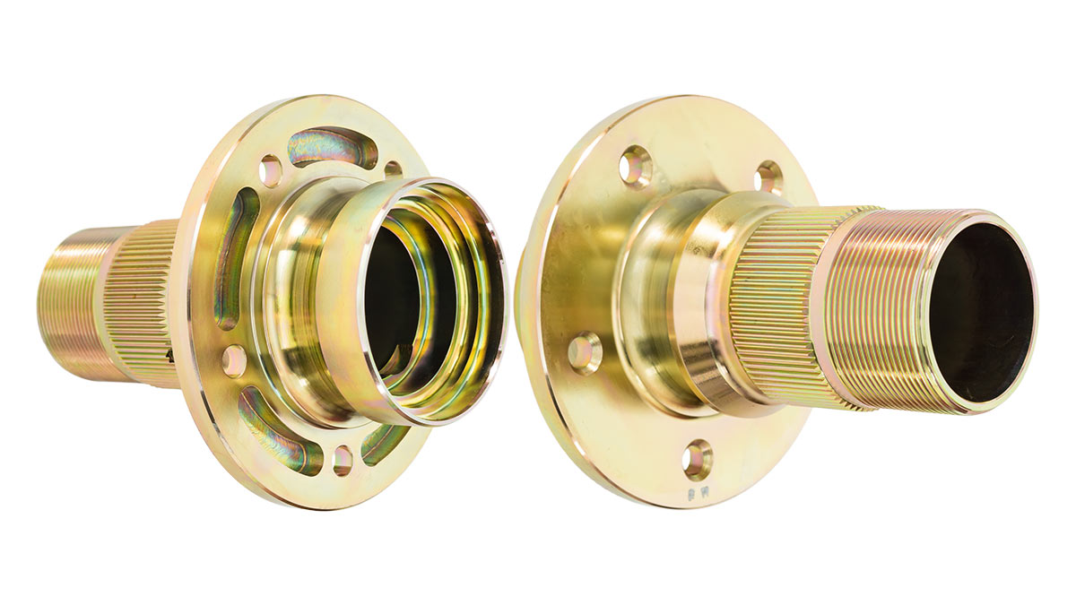 SUF184F & SUF185F | Front racing Hubs | Austin Healey BN1.221536 - BJ8.26704