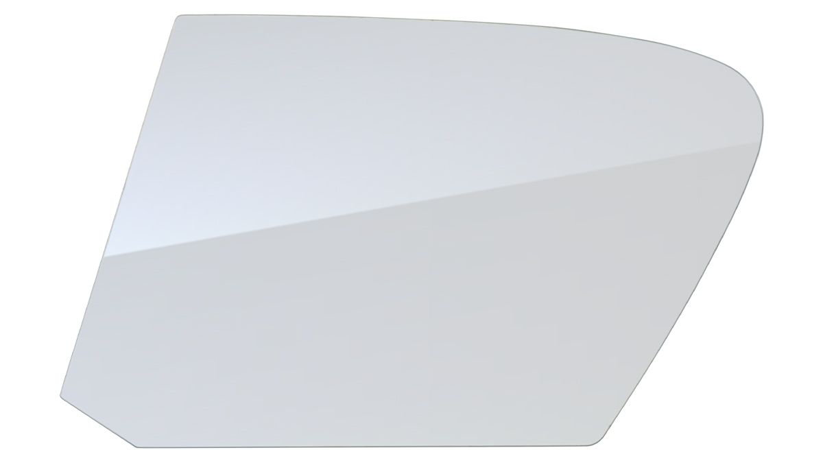 Pilkington Austin Healey door glass - L/H.