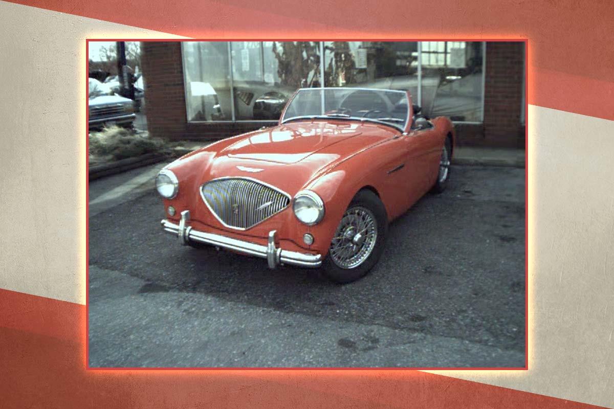 1955 Austin Healey 100 BN1