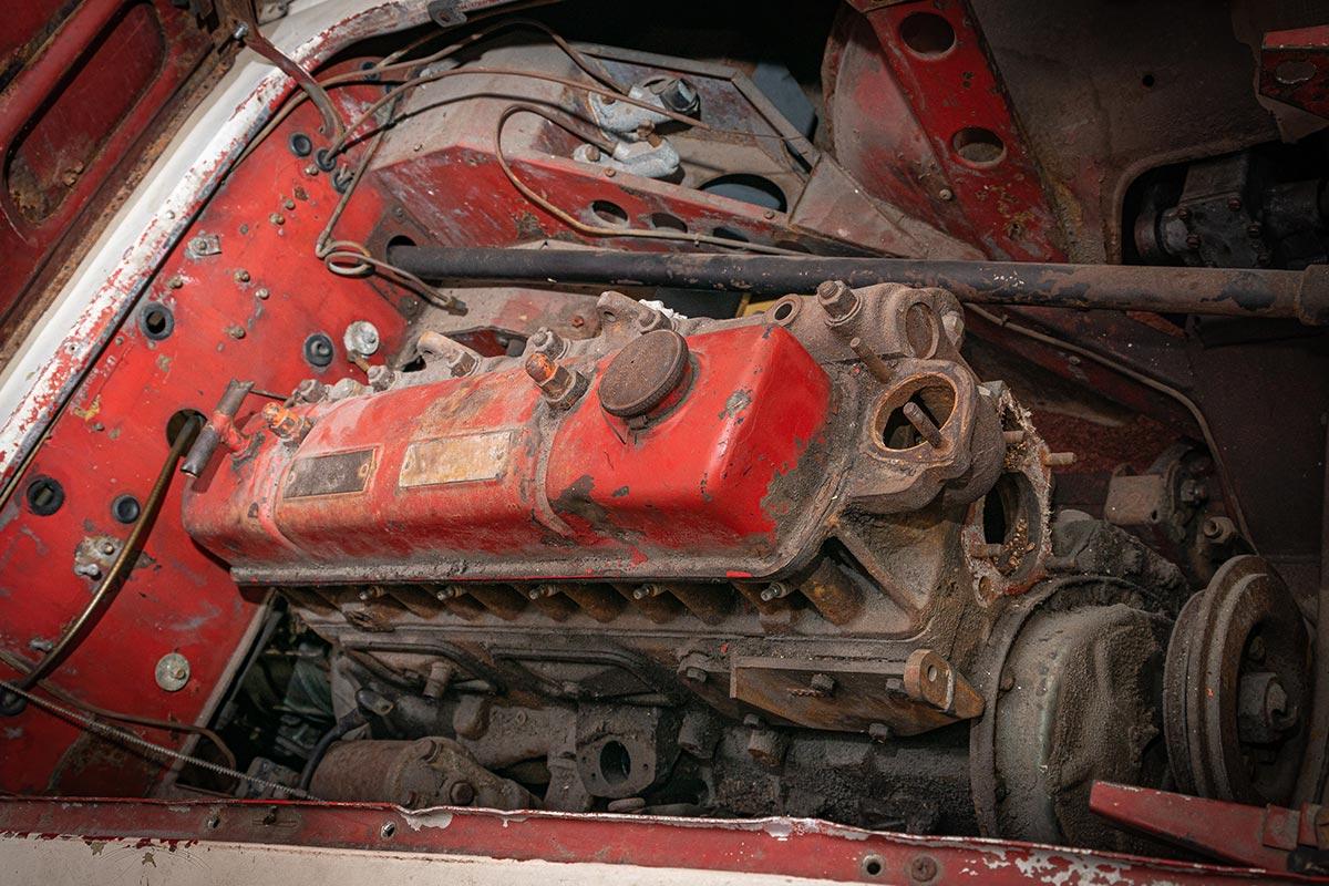 Austin Healey BN4 Project Car