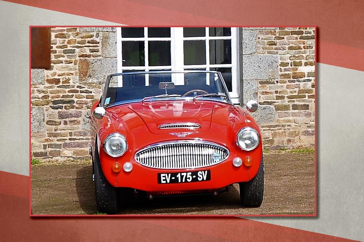 Austin Healey 3000 MK3 BJ8 | France