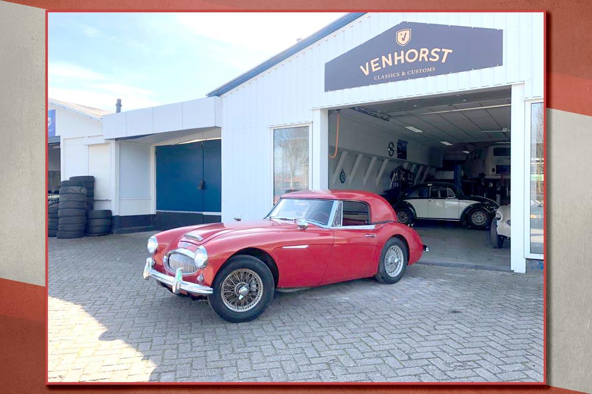 For Sale | Austin Healey 3000 MK3 BJ8 | Netherlands]