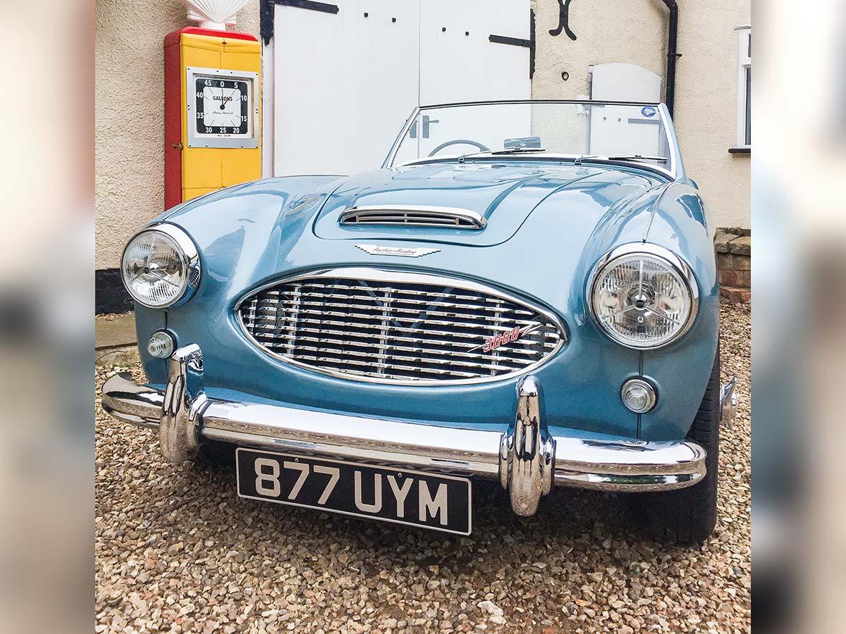 For Sale | 1960 Austin Healey 3000 MK1 BT7 | UK
