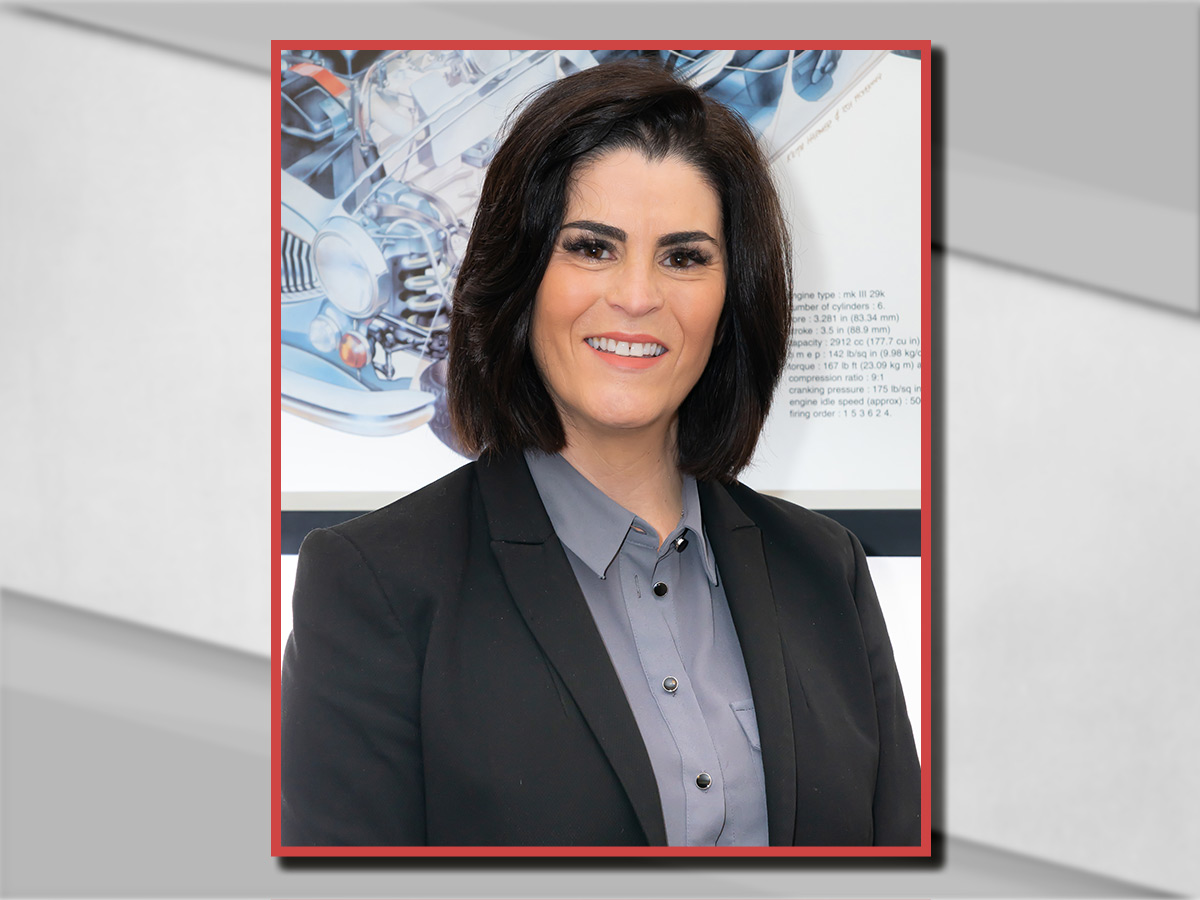 Amanda Banfield - A H Spares New Customer Service Manager