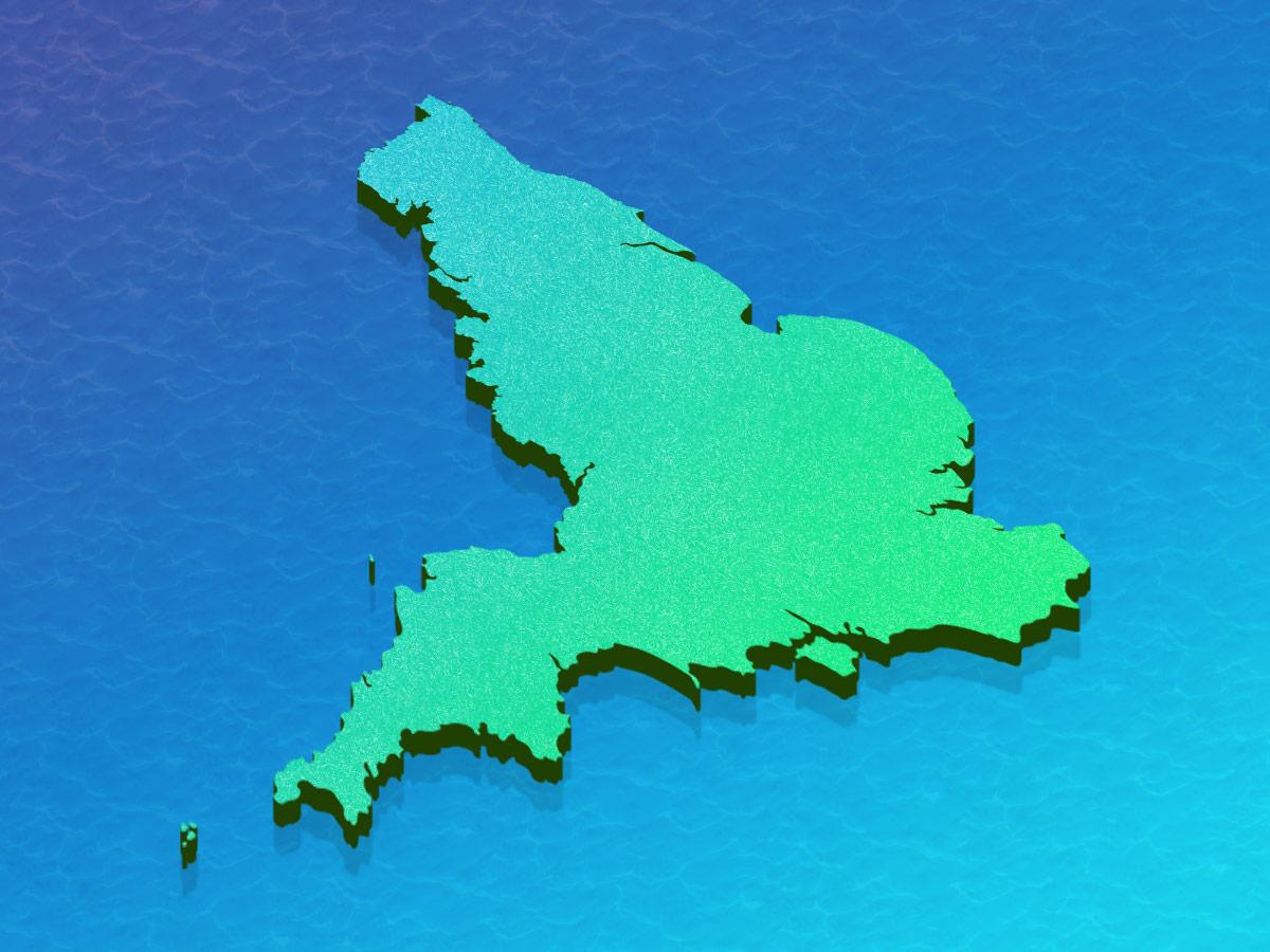 British Isles - England.