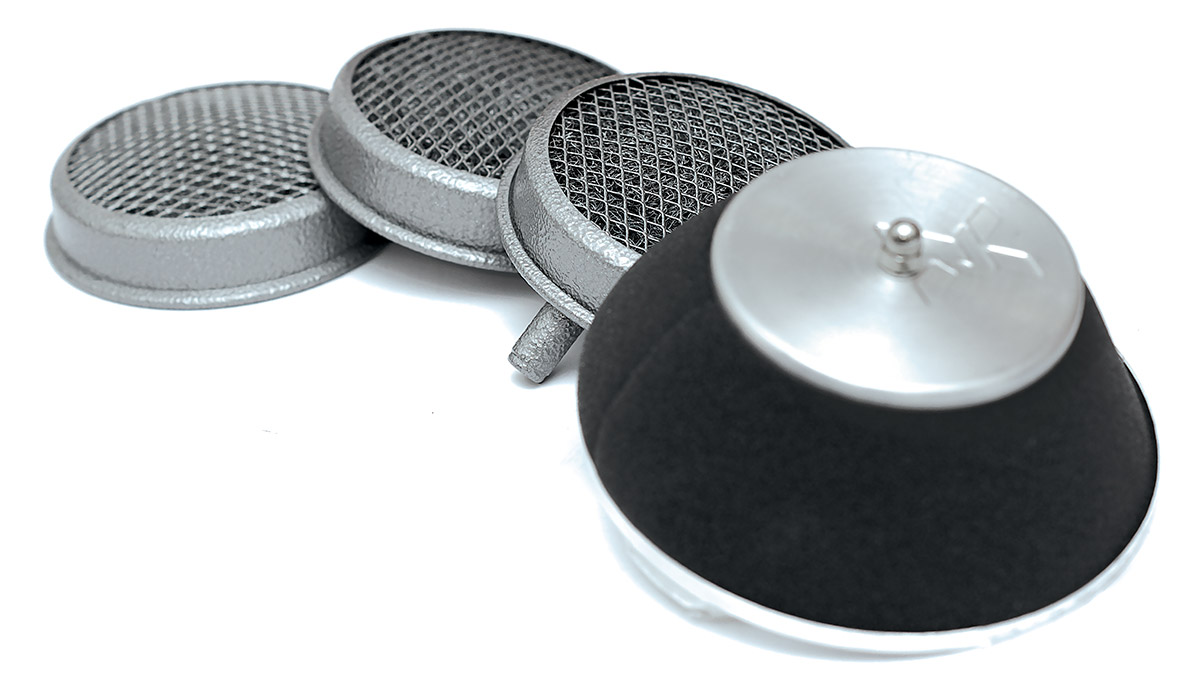 Austin Healey air filters.