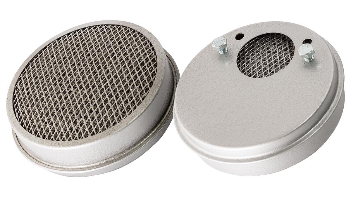 Austin Healey BJ8 air filter