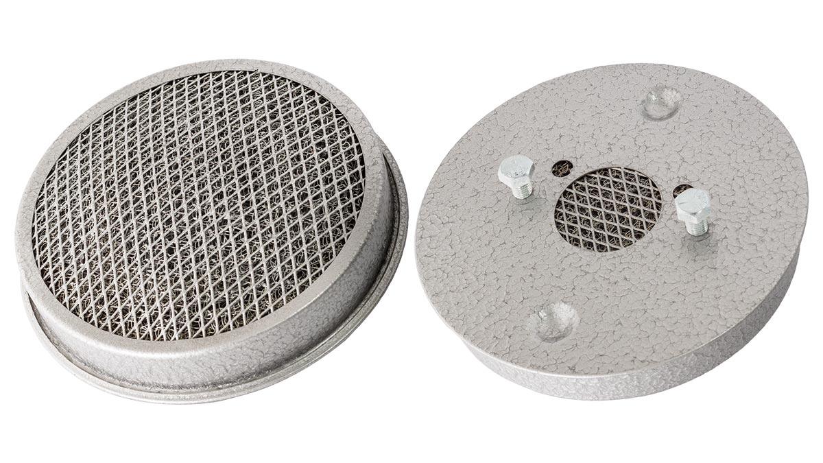 Austin Healey rear tri-carb air filter