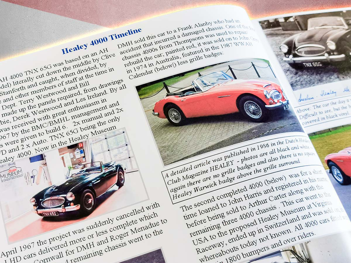 From Gullwing to Spyder | The Last Healey at Le Mans Volume 2 | The Races and 50 Years On