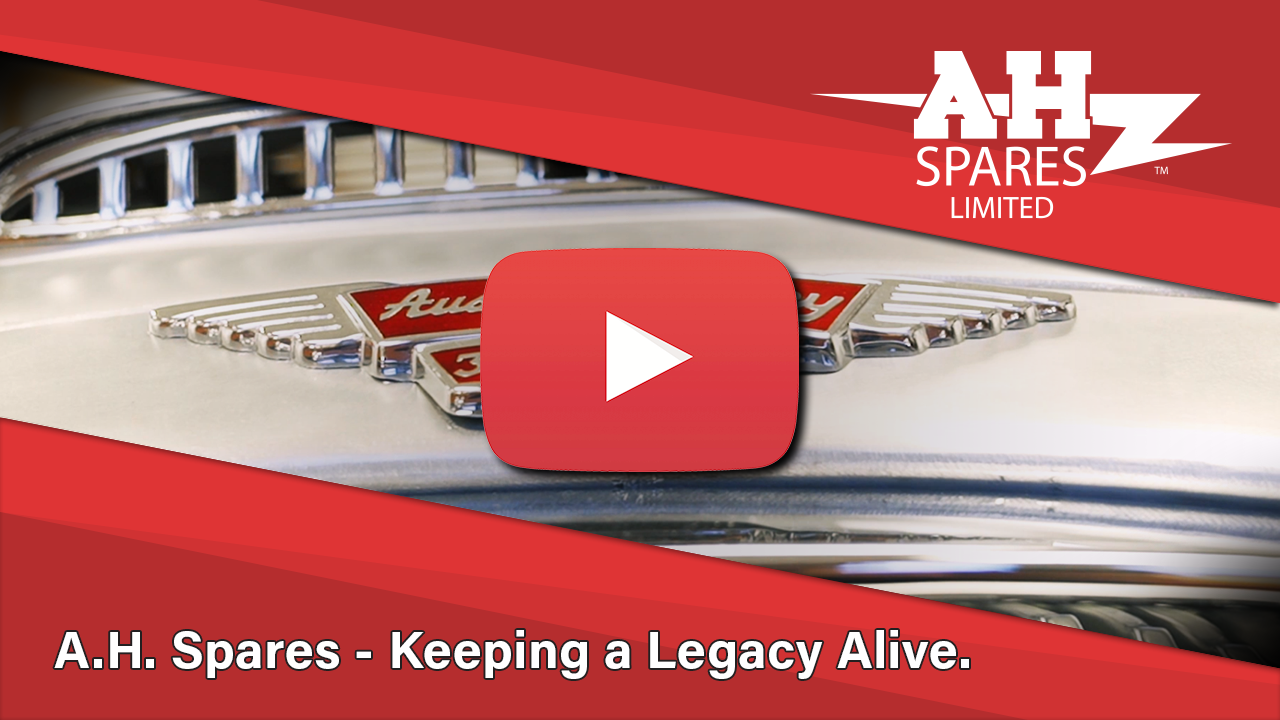 A.H. Spares - Keeping a Legacy Alive! A film about A.H. Spares Ltd