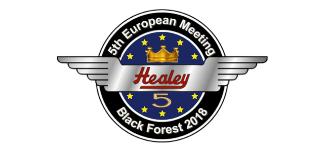 Image of 5th European Healey Meeting logo