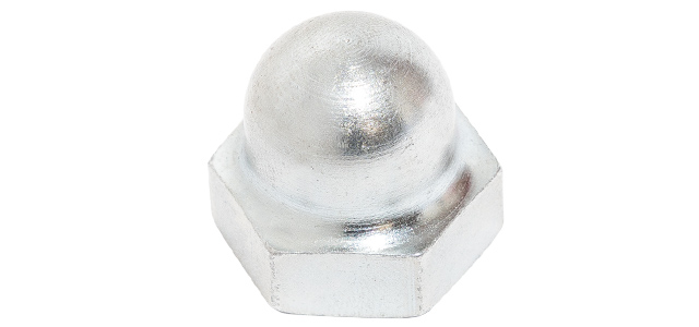 Image of cap nut for Austin Healey oil pump