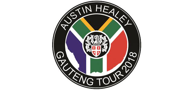 South Africa Austin-Healey Gauteng Tour 2018