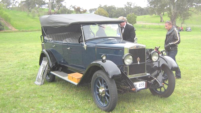 Image of 1927 Morris Empire Oxford