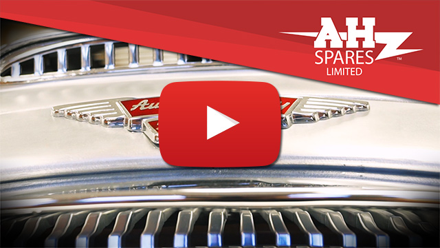 Watch our amazing new corporate film; A.H. Spares - Keeping a Legacy Alive