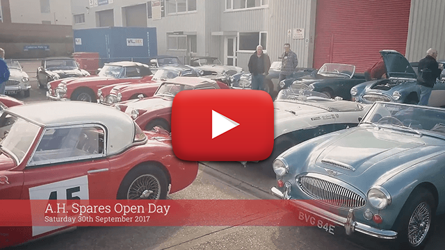 Screenshot from Open Day video on YouTube