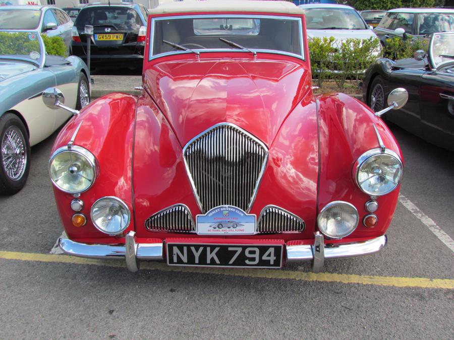 Healey Drivers Club