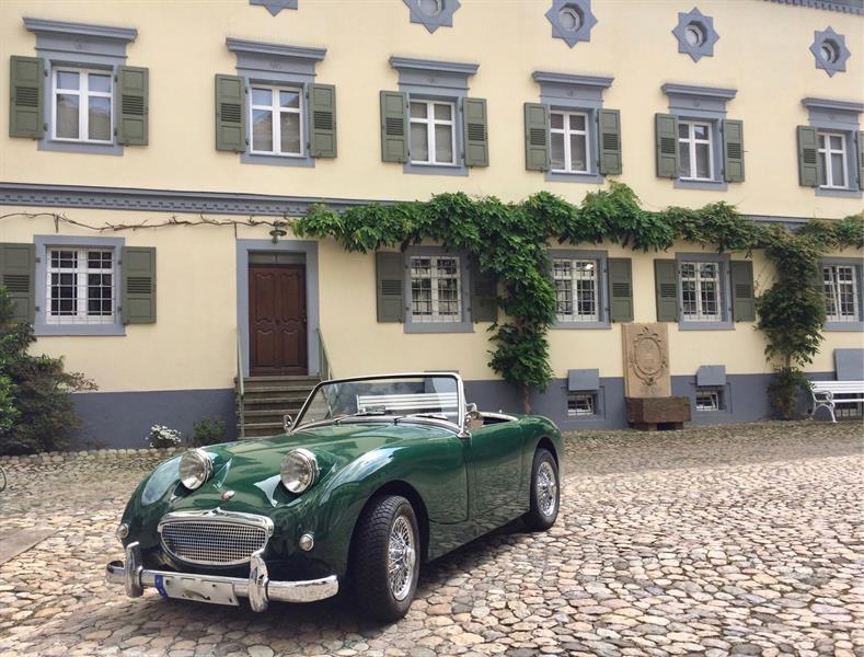 Austin Healey Sprite MK1 Frogeye | Germany