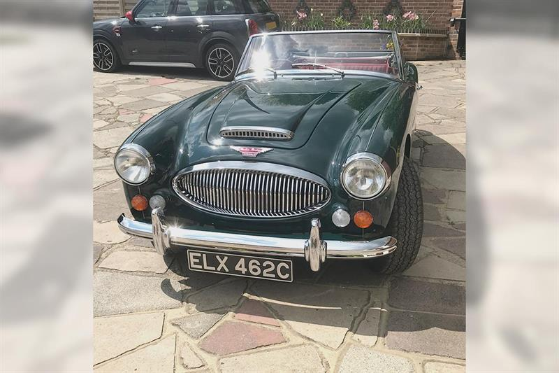 For Sale | 1965 Austin Healey 3000 MK3 Phase 2 | UK