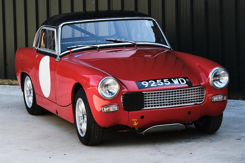 1962 Austin Healey Sprite MK2 | UK