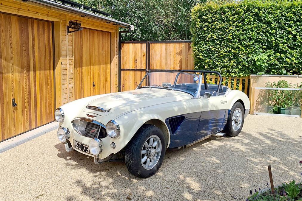 For Sale | 1960 Austin Healey 3000 MK1 | UK