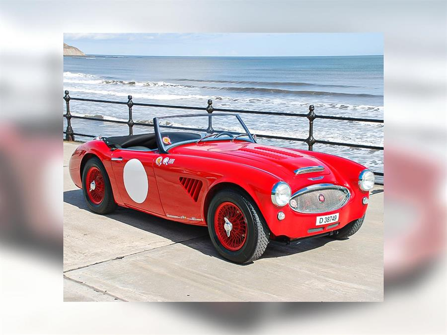 1965 Austin Healey 3000 MK3 BJ8 | UK