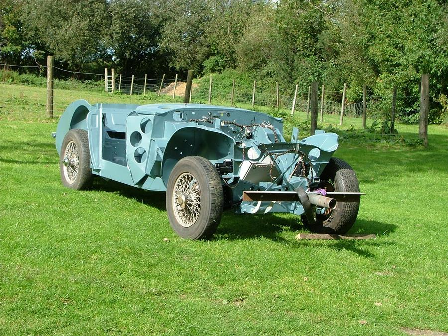 For Sale | 1964 Austin Healey 3000 MK3 | UK