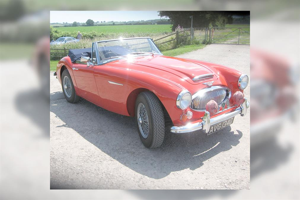 1966 Austin Healey 3000 MK3 BJ8 | UK