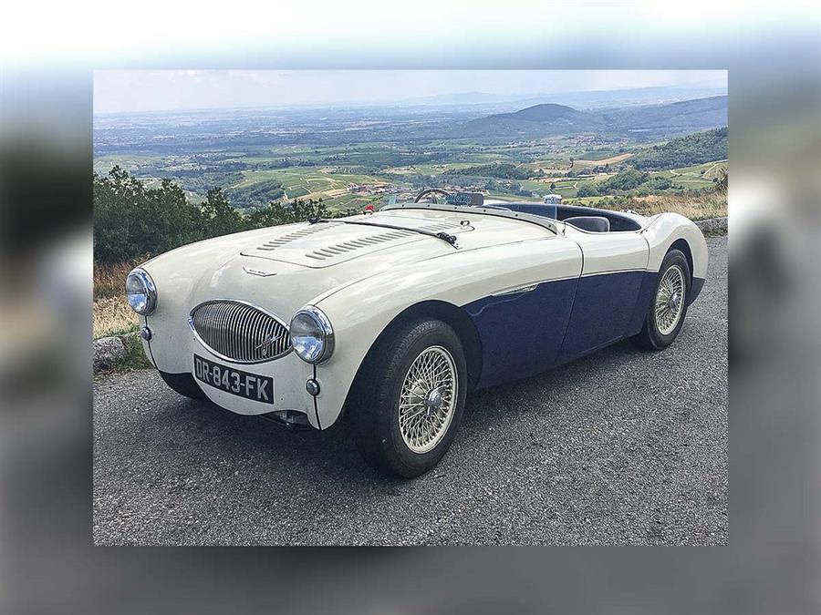 1956 Austin Healey 100 S | Recreation