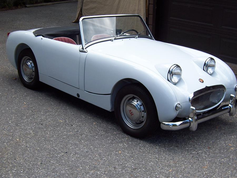 1960 Austin Healey Sprite MK1 | Canada
