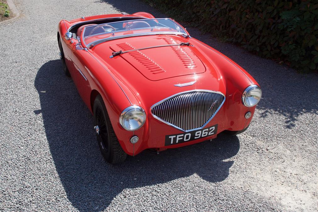 New Listing! 1956 Austin Healey 100 BN2   UK