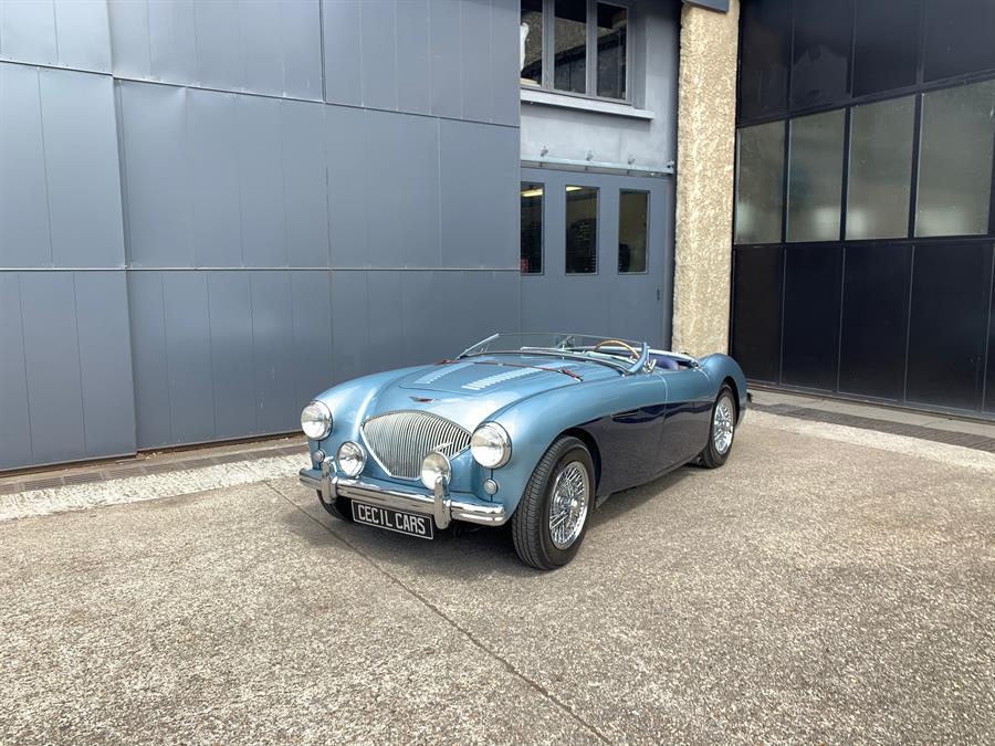 Austin Healey 100 BN1 | France