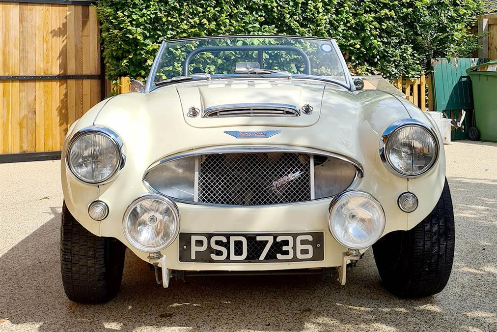 1960 Austin Healey 3000 MK1 | UK