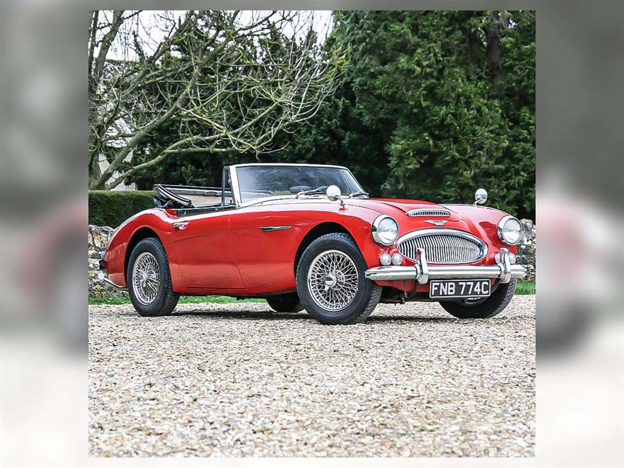 1965 Austin Healey 3000 MK3 BJ8 | UK