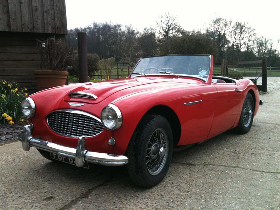 1958 Austin Healey BN6 | UK