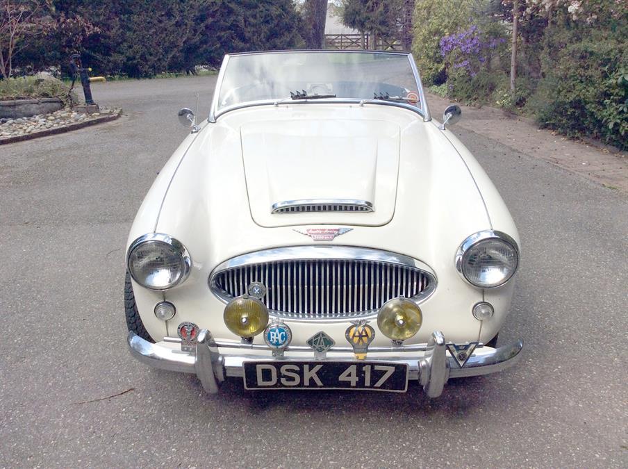 1962 Big Healey, 3000 MK2, Mark 2 BT7 | UK