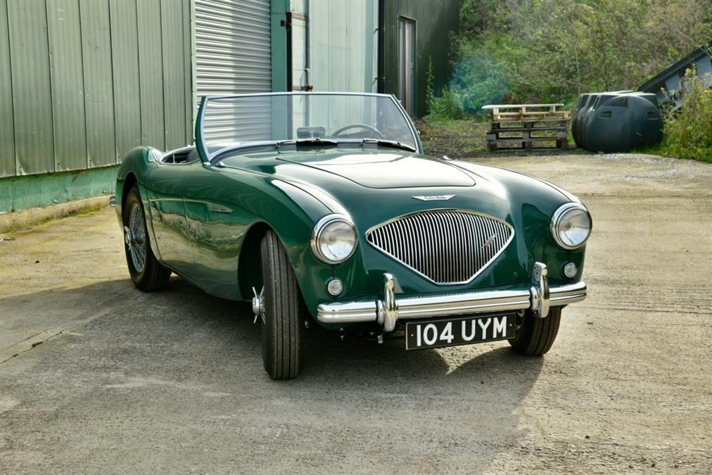 New Listing! 1954 Austin Healey 100   UK