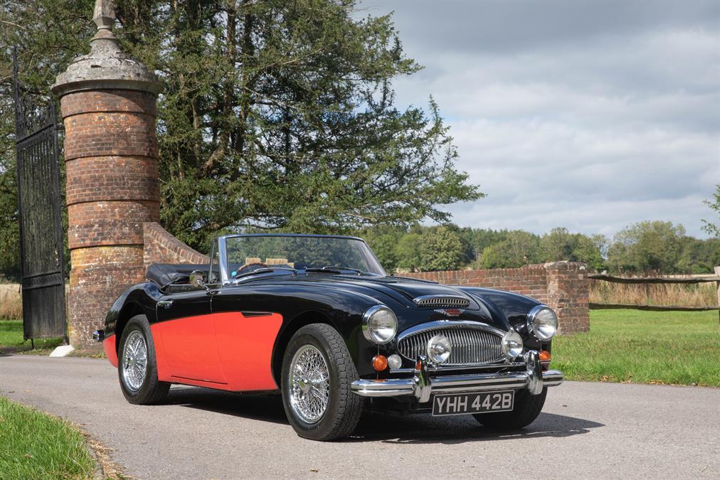 For Sale | 1963 Austin Healey 3000 MK3 BJ8 Phase II | UK