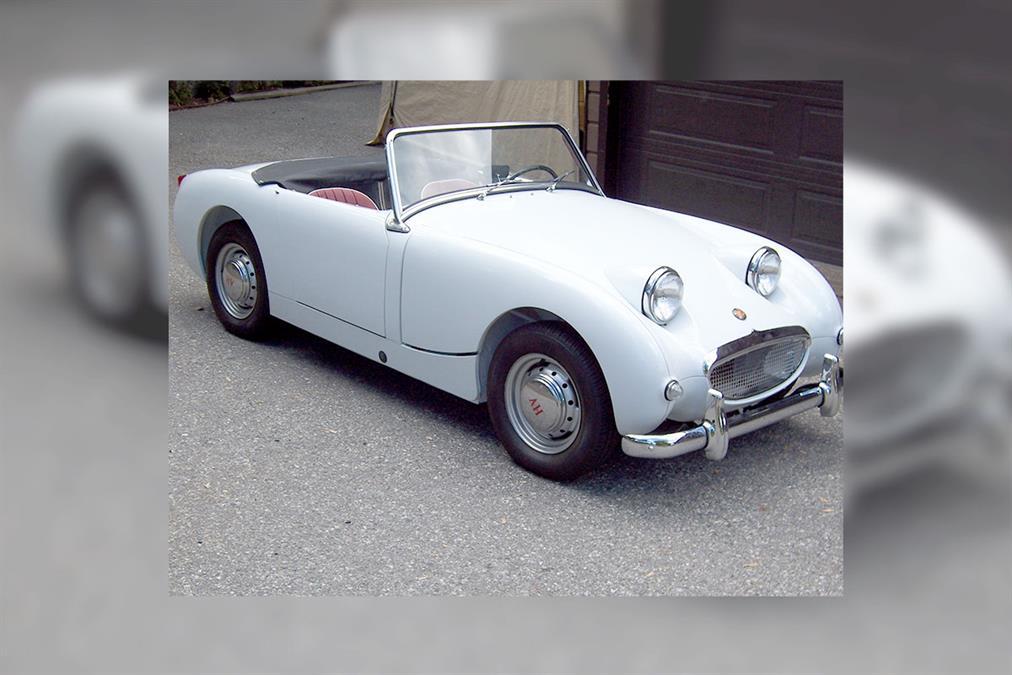 1960 Austin Healey Sprite Frogeye MK1 | Canada