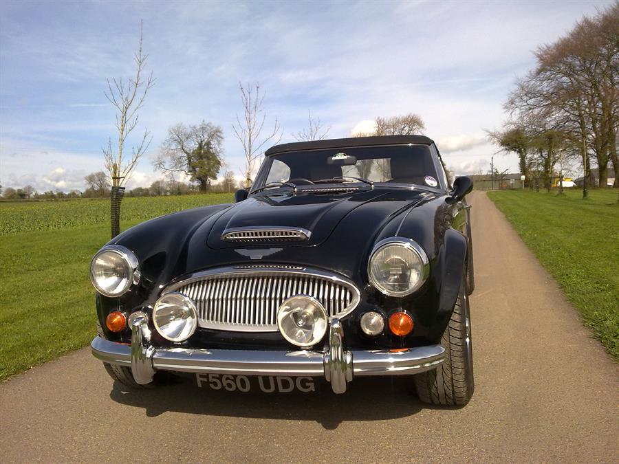 Healey MK4 3500 Prototype | UK
