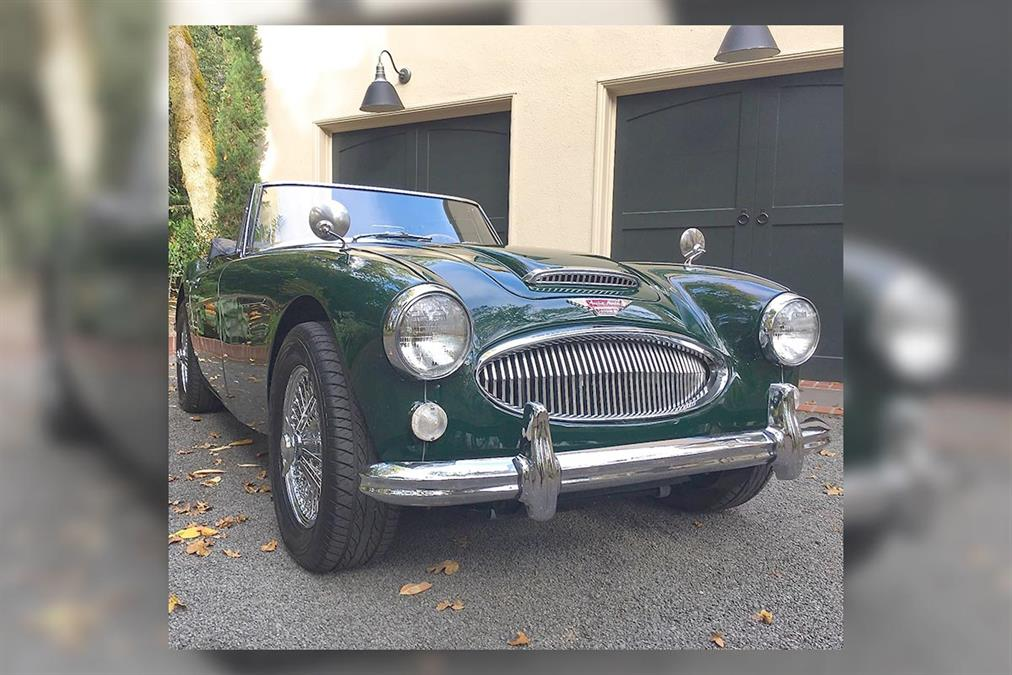 <h1>For Sale - 1965 Big Healey, 3000 MK3, BJ8</h1>