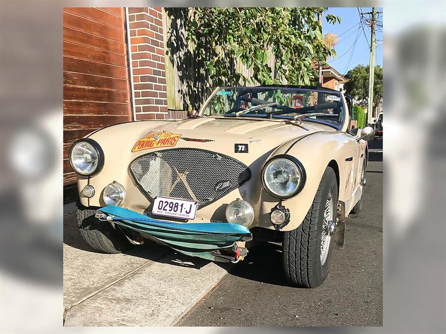 Austin Healey 100 BN1 Gidget | Australia