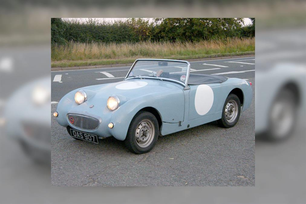 Austin Healey Sprite MK1 Frogeye | UK