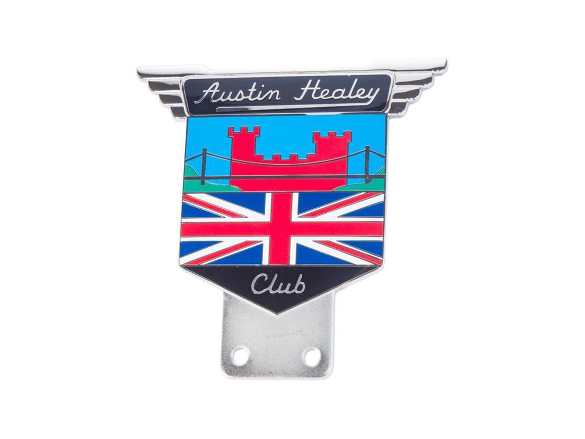 Image of a Austin Healey Club badge