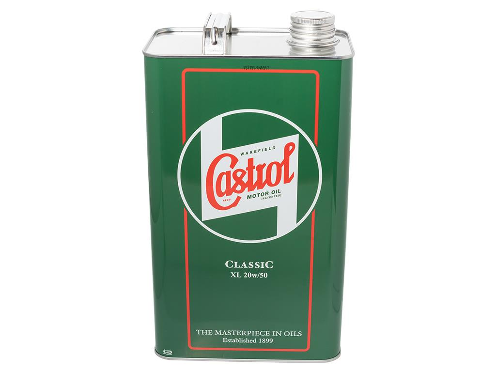 Castrol engine oil | 1 gallon.