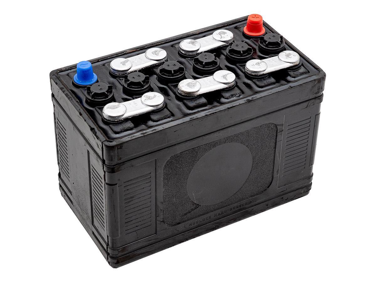 Austin Healey 12-volt battery.