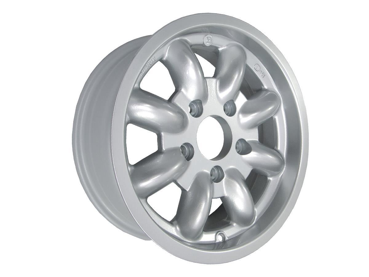 Genuine Minilite Austin Healey wheels