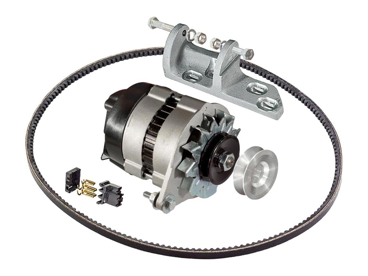 Image of alternator kit