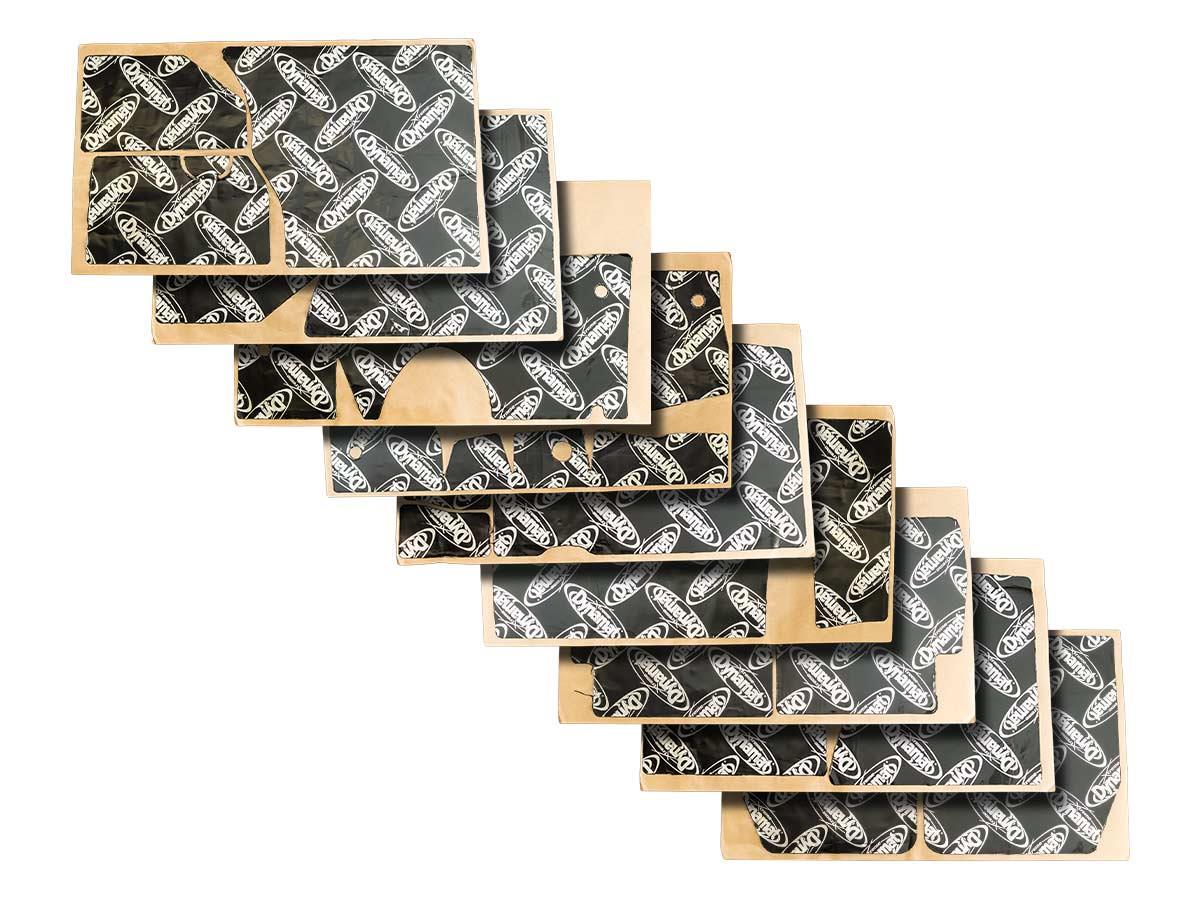 Austin-Healey Dynmat 3000 Floor Kit